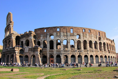 Rome and TransAtlantic Cruise 2011 - Navigator of the Seas
